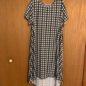 Lularoe 3x Carly dress